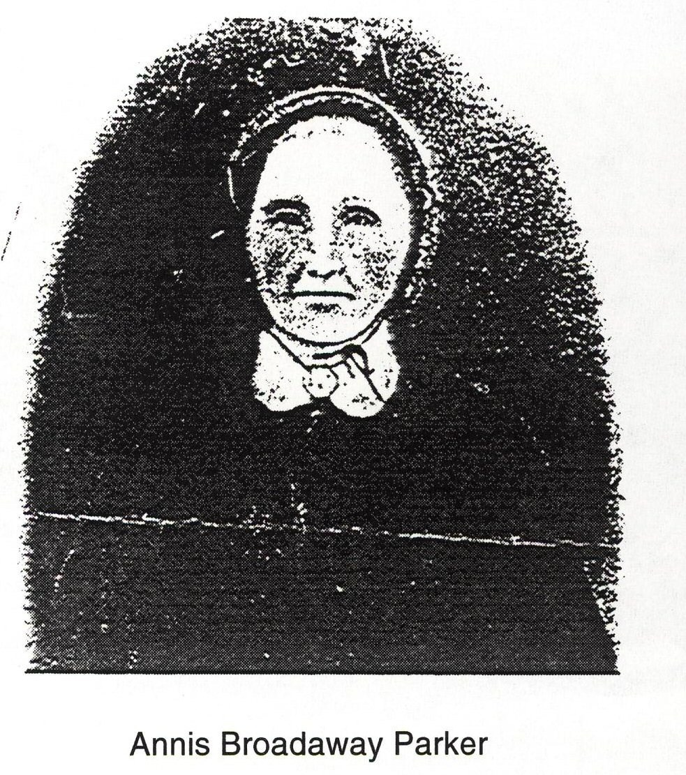 Annis Broadaway Parker