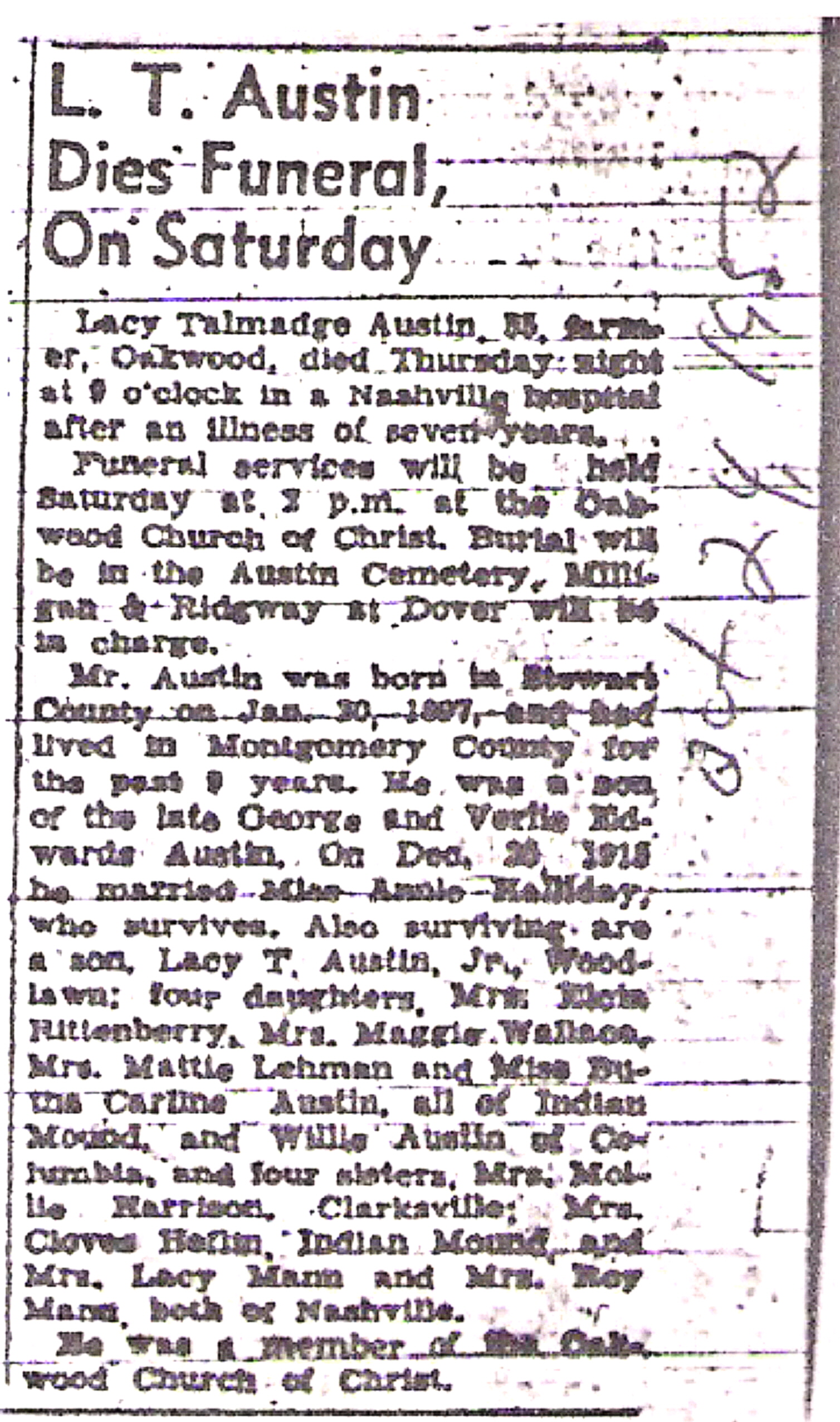 Montie Talmadge Austin