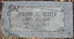 Jerome Herman Hester