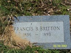Francis Britton
