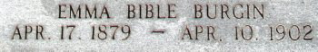 Emma Bible