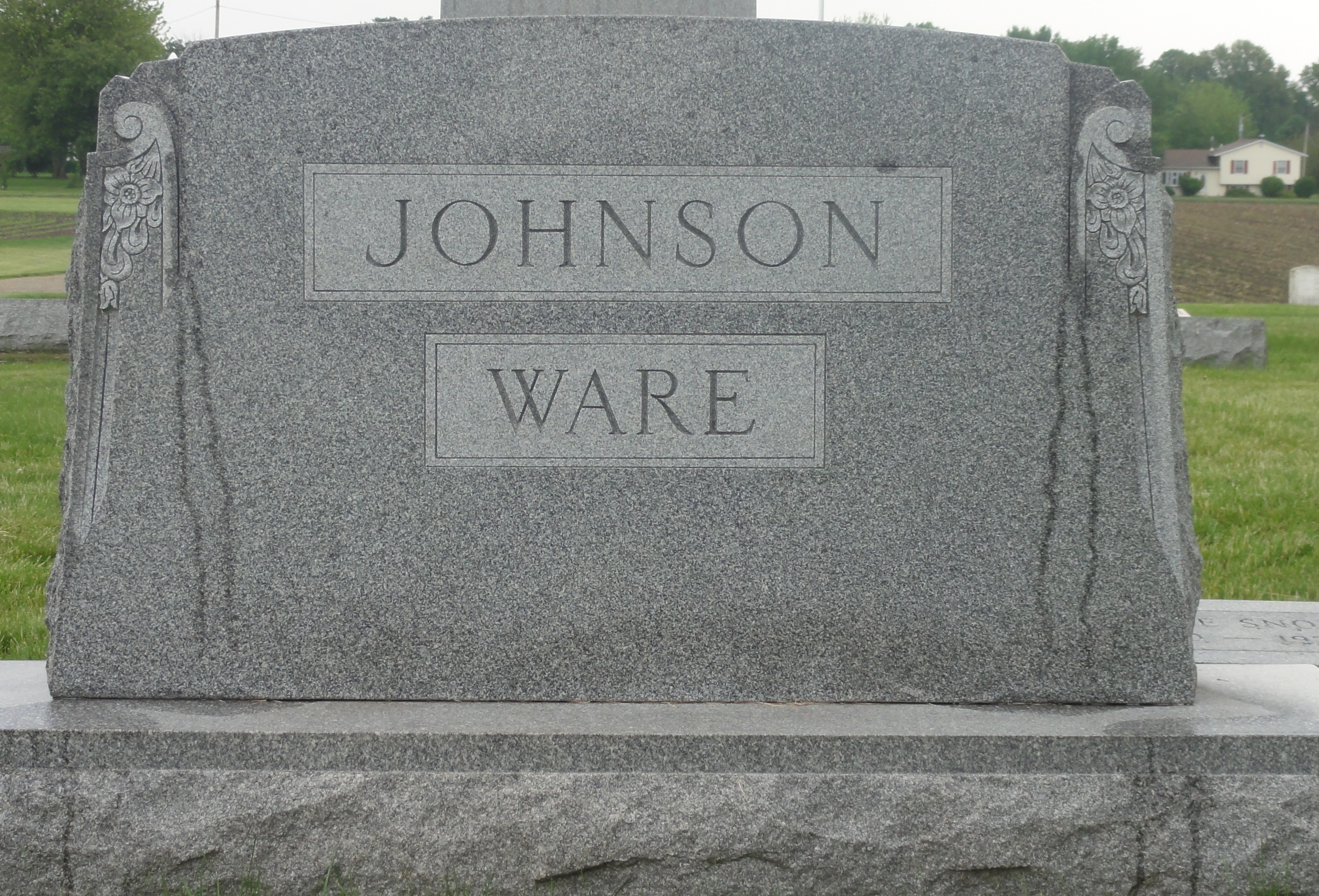 Edward M Johnston