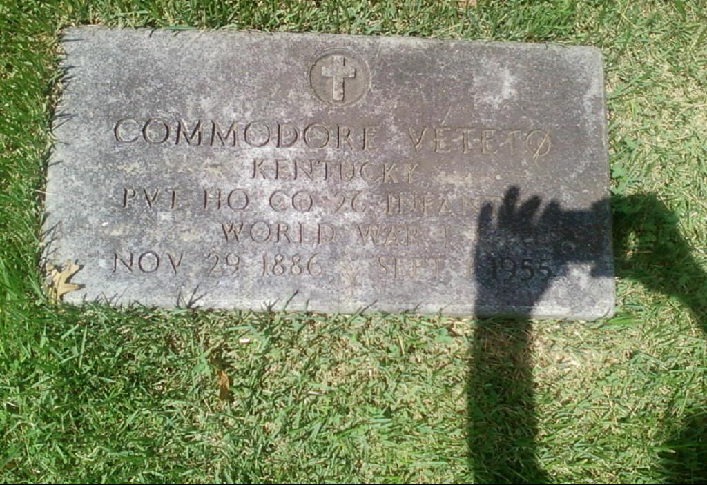 Commodore Perry Veteto