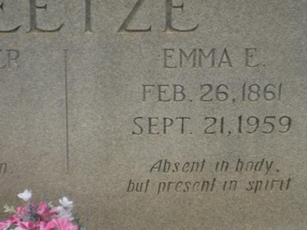 Emma Riddle