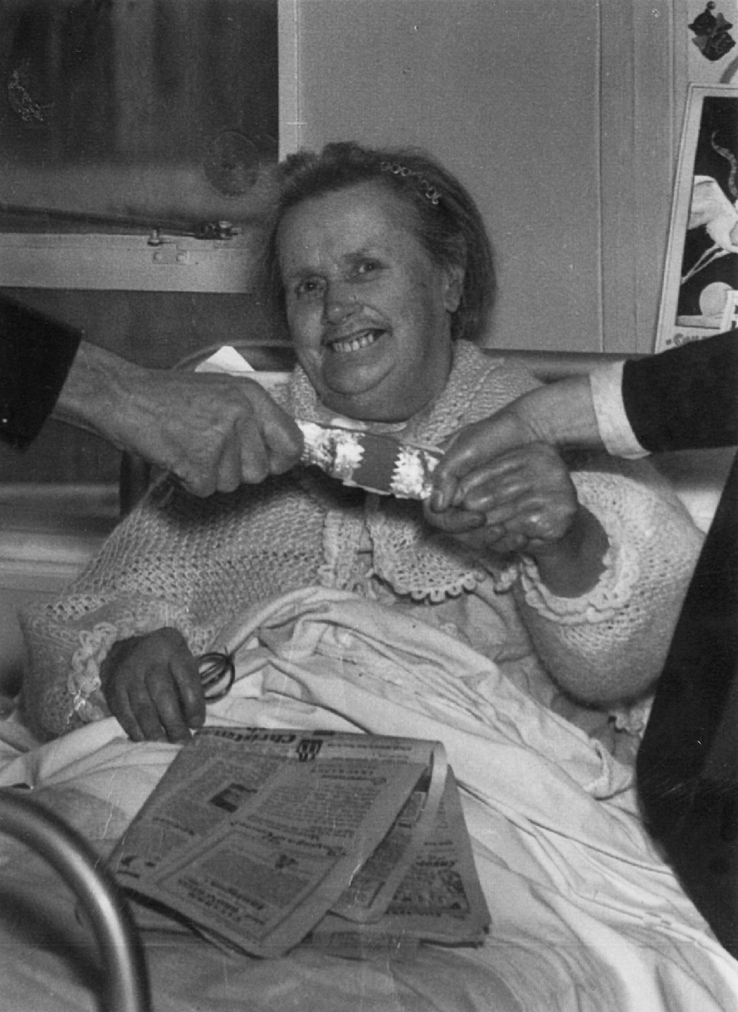 Margaret Pulling