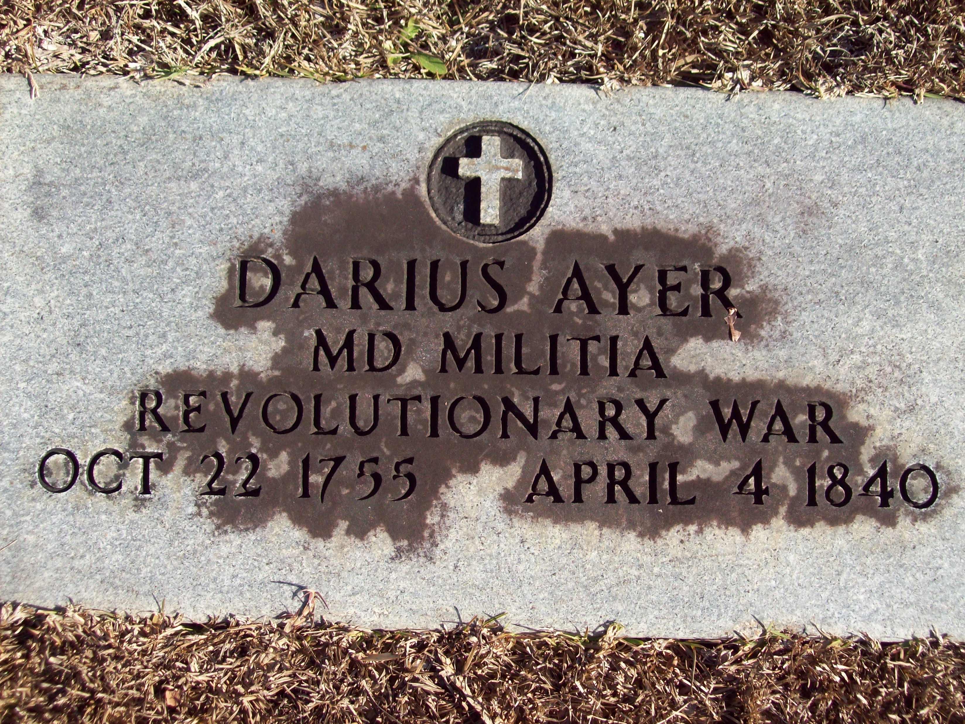 Darius Ayers