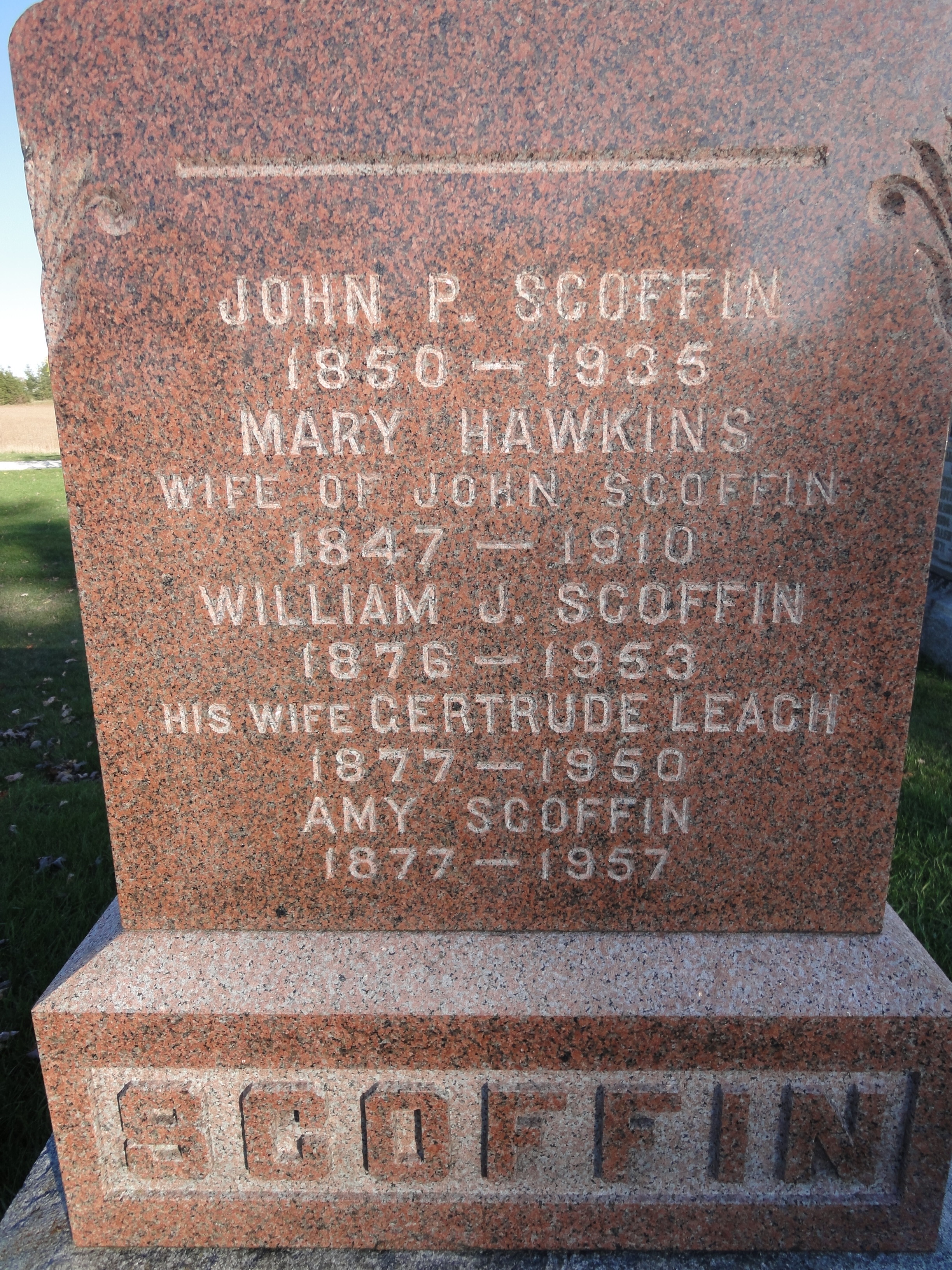 John William Scoffin