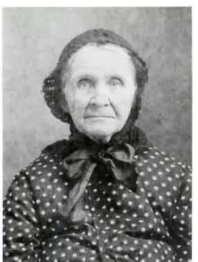 Betsy P Parker