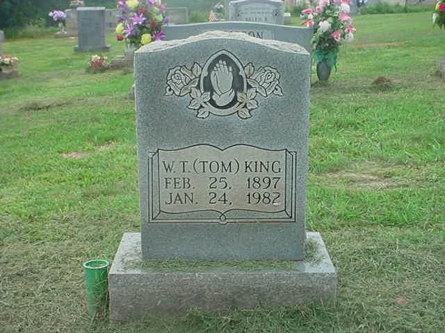 William Thomas King