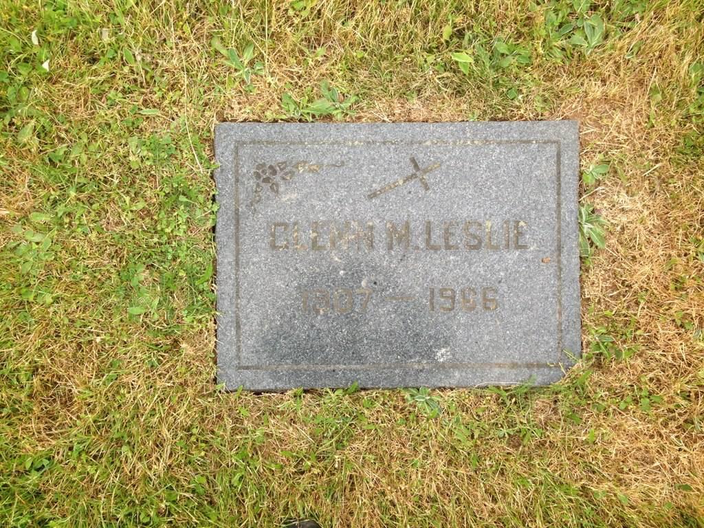 Glenn Morris Leslie