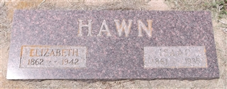 Isaac Vernon Hawn