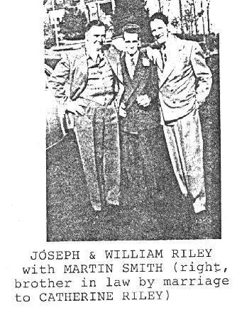 William F Riley
