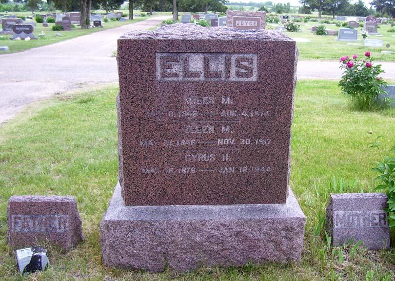 Miles M Ellis