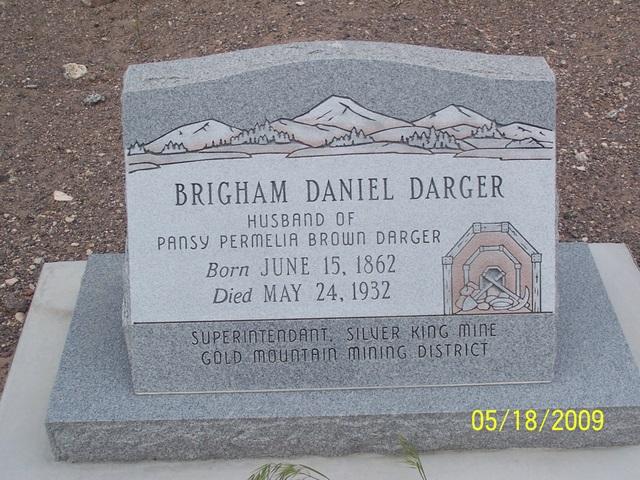 David Brigham Darger