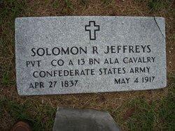 Solomon Reese Jeffreys