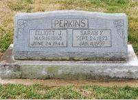 Sarah Frances Perkins