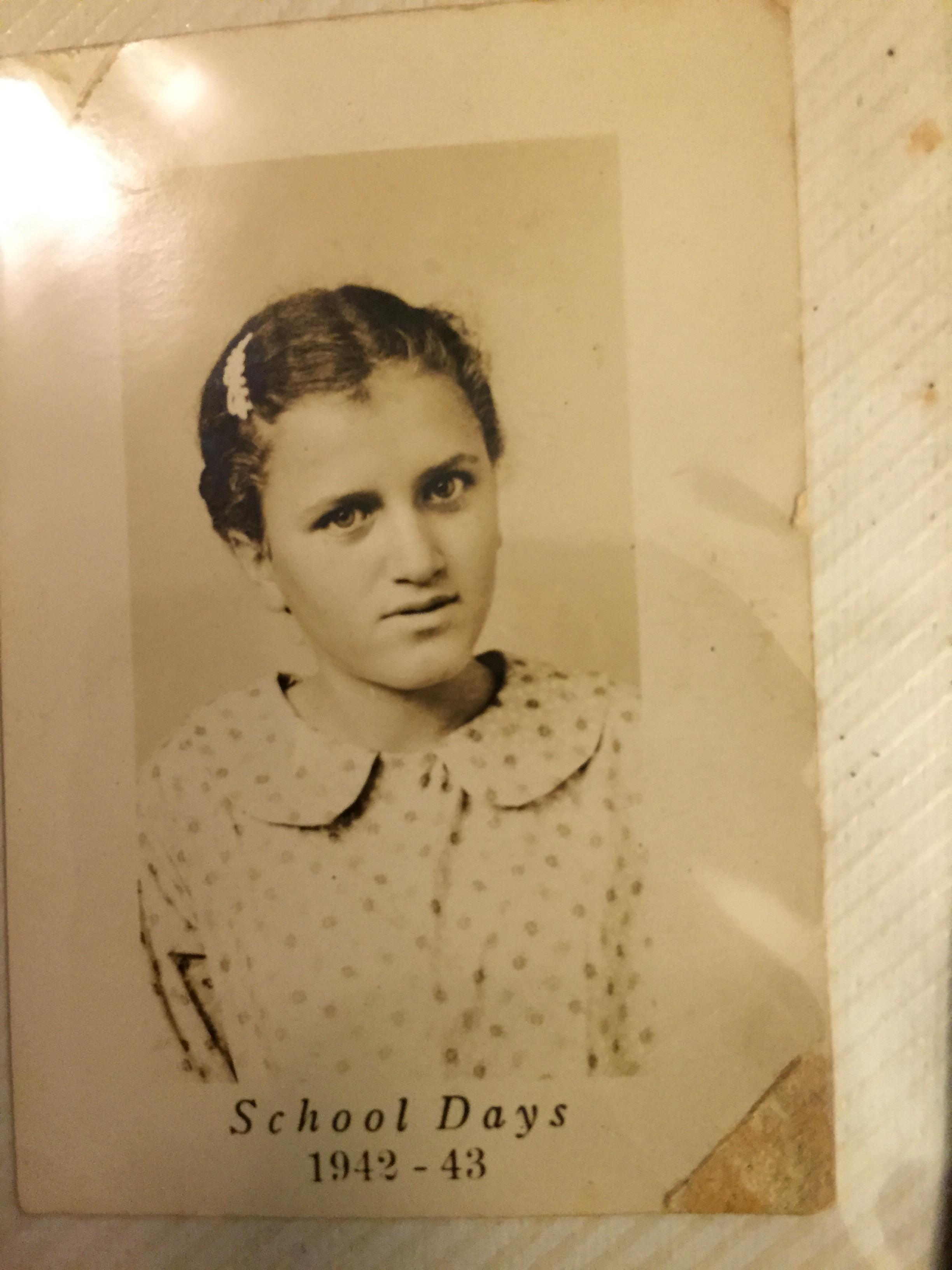 Doris McVey