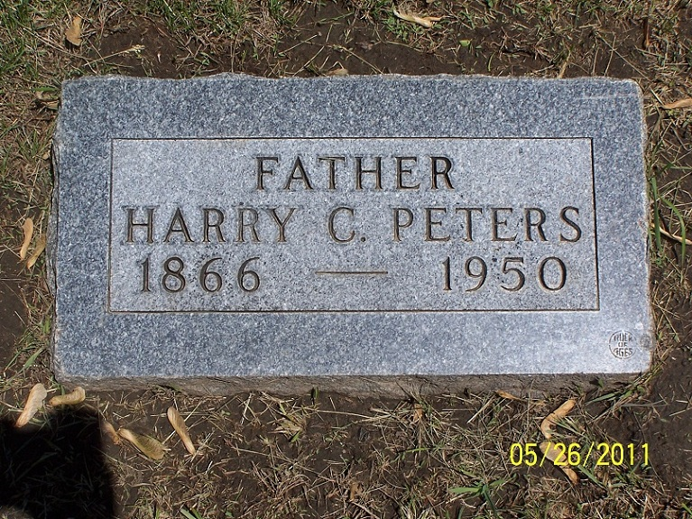 Harry T Peters