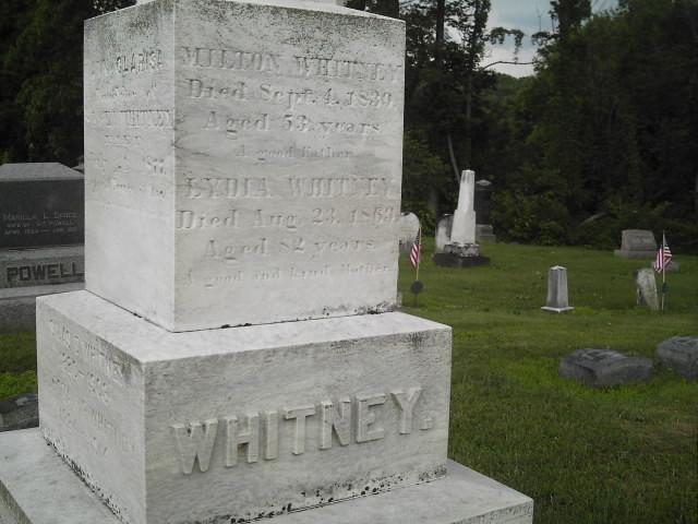 Horace Whitney
