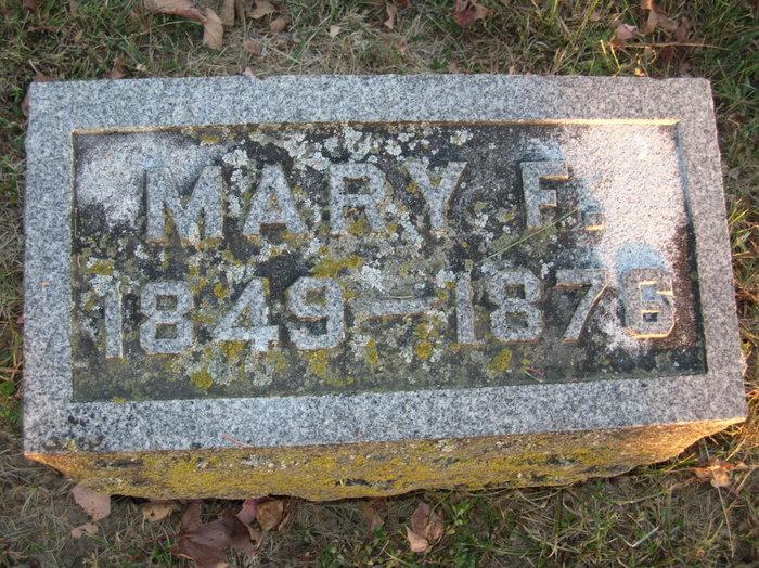 Mary Ellen Woolridge