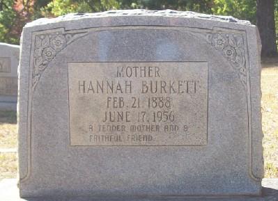 Hannah Birkett