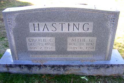 Oregon Columbus Hastings