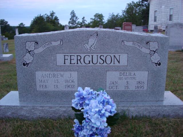 Andrew Jackson Ferguson
