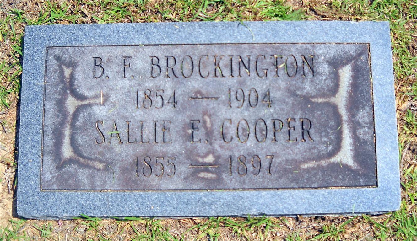Sarah Elizabeth Cooper