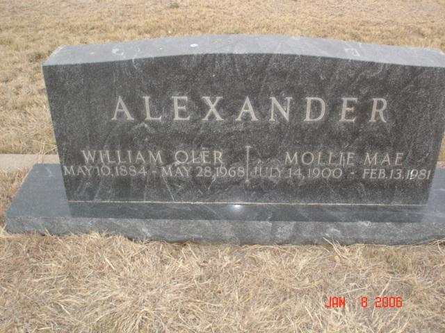 William Daniel Alexander