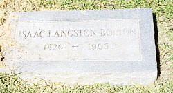 Isaac Bolton