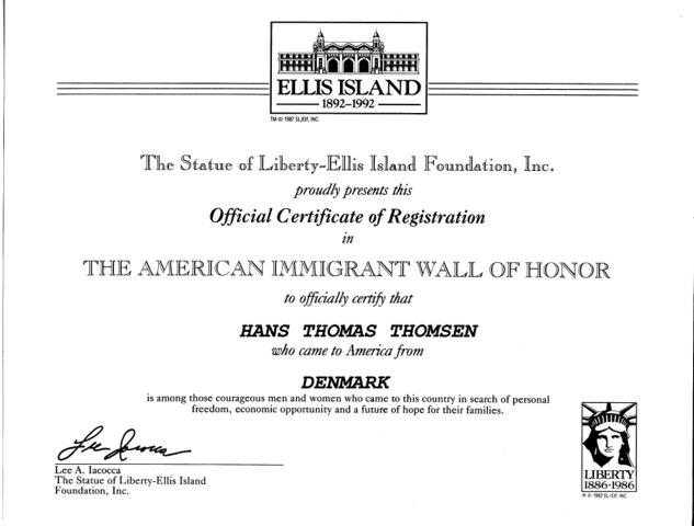 Hans Thomas Thomsen