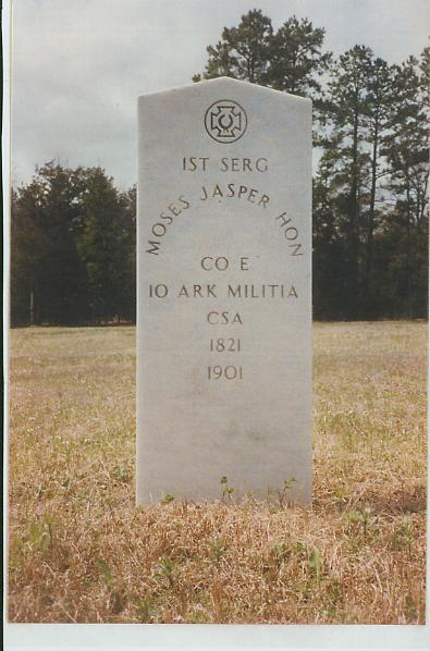 Moses Jasper Hon