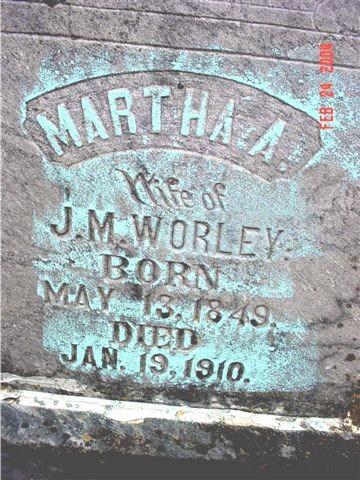 Martha Caroline Reeves
