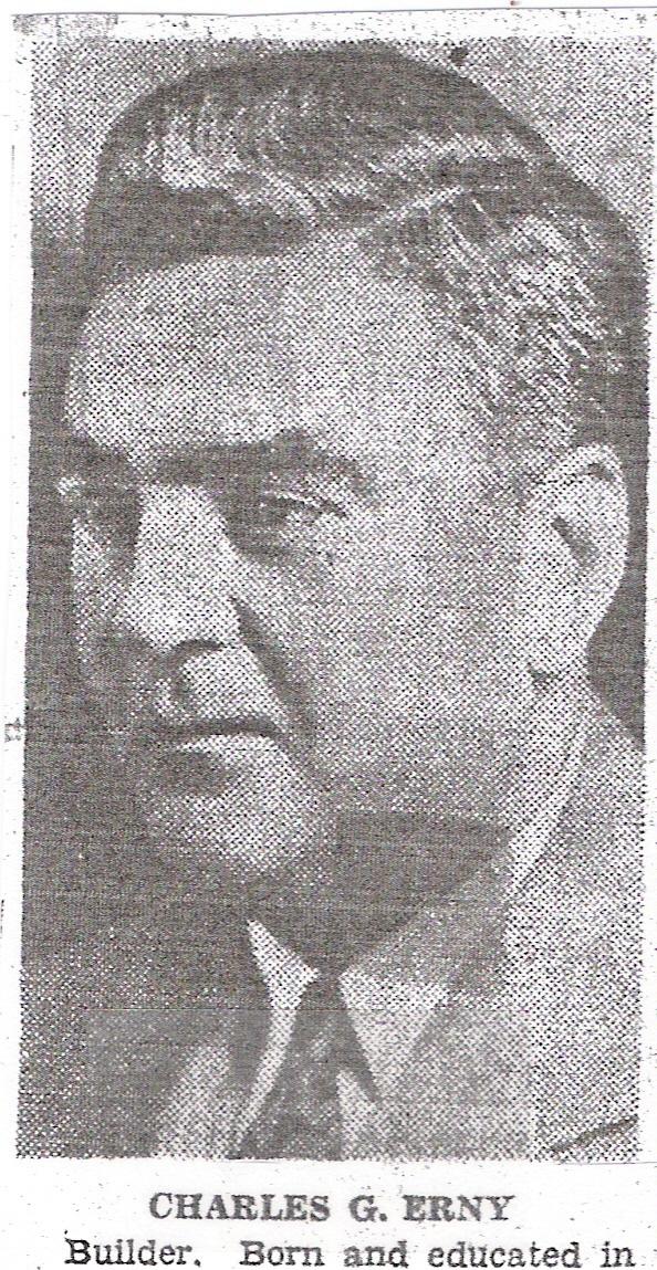 Charles L Erny