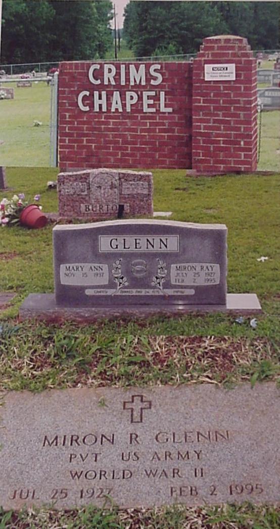Glen R Glenn