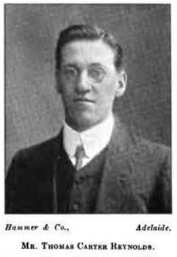 Carter Reynolds