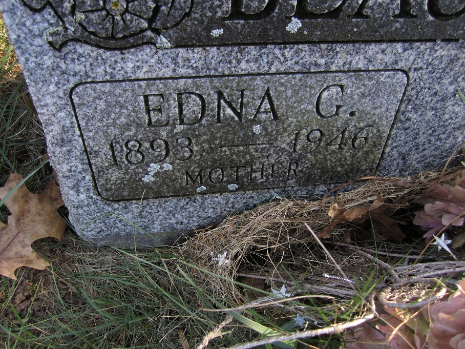 Eve Edna Sellers