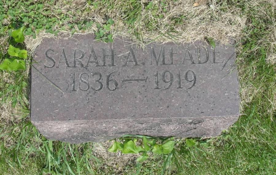 Sarah A Mead