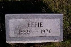 Effie Lillian Brown
