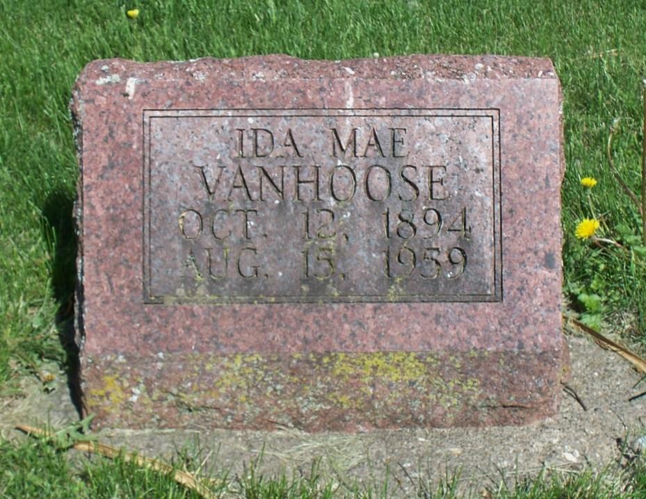 Ida Van Hoose