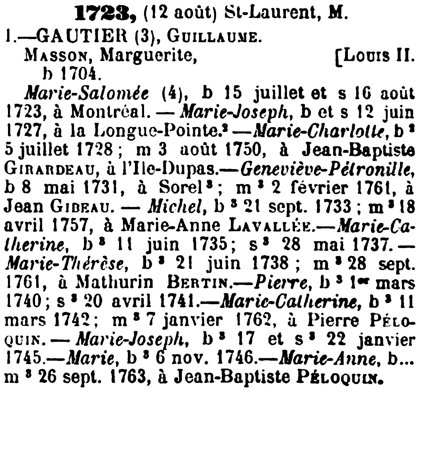 Guillaume Gauthier Delisle