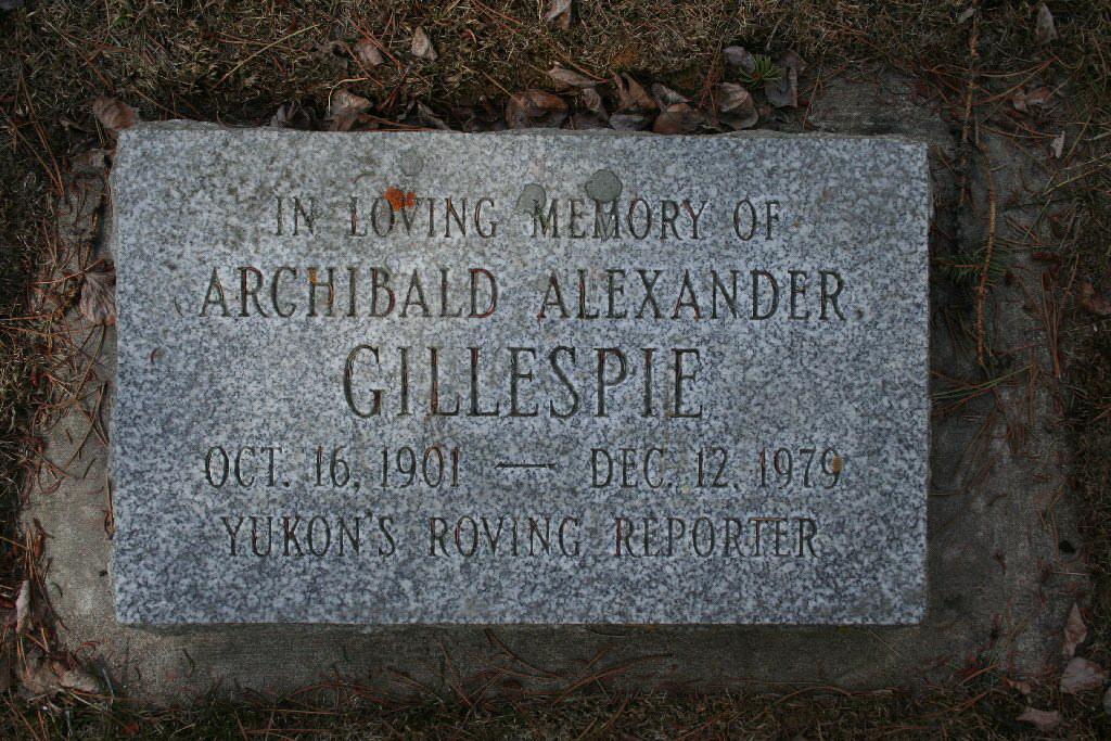 Archibald Gillespie