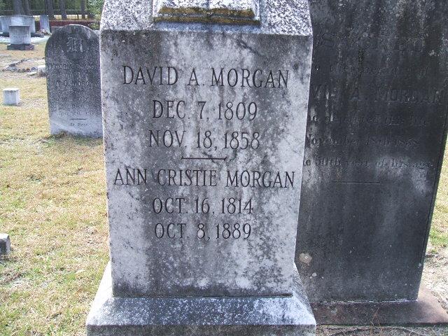 Archibald Morgan