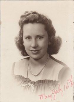 Mary Elizabeth Porter