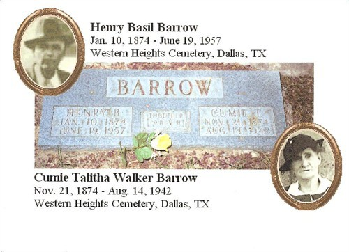 Henry B Barrow