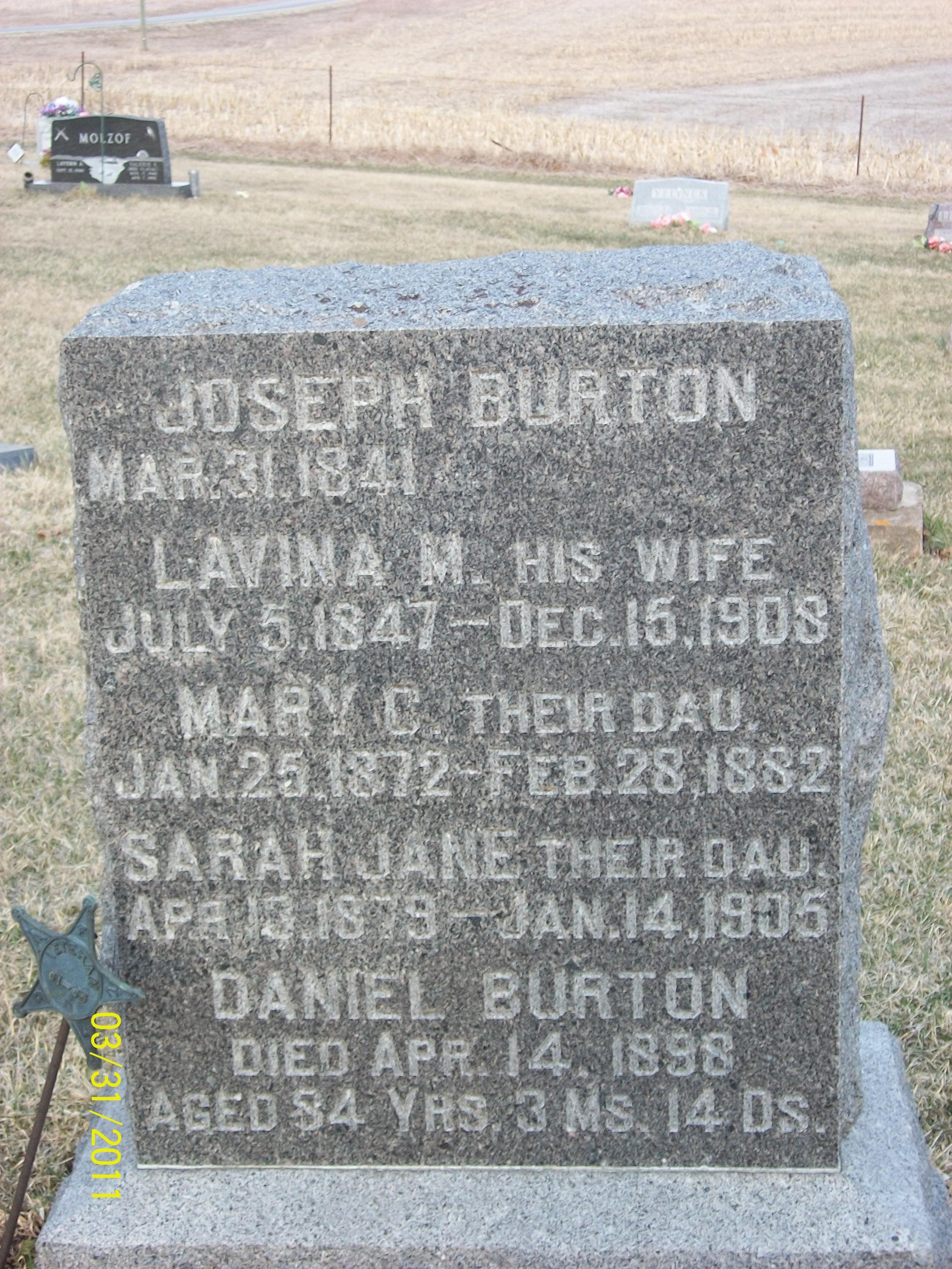 Uriah Burton