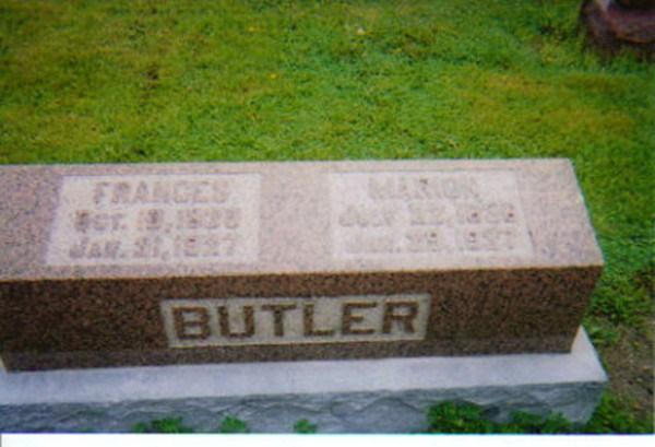 Thomas Marion Butler