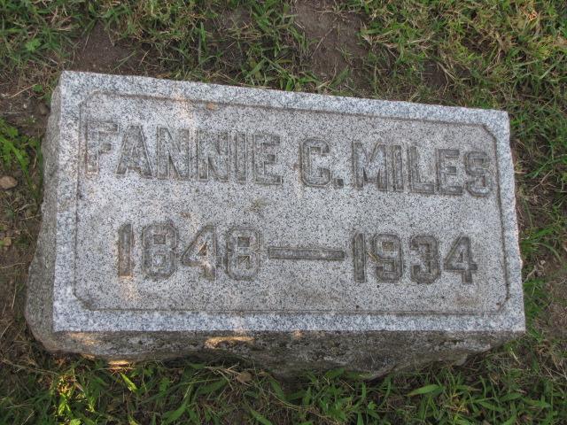 Fannie Miles