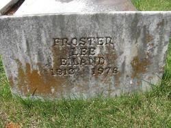 Froster Lee Eiland