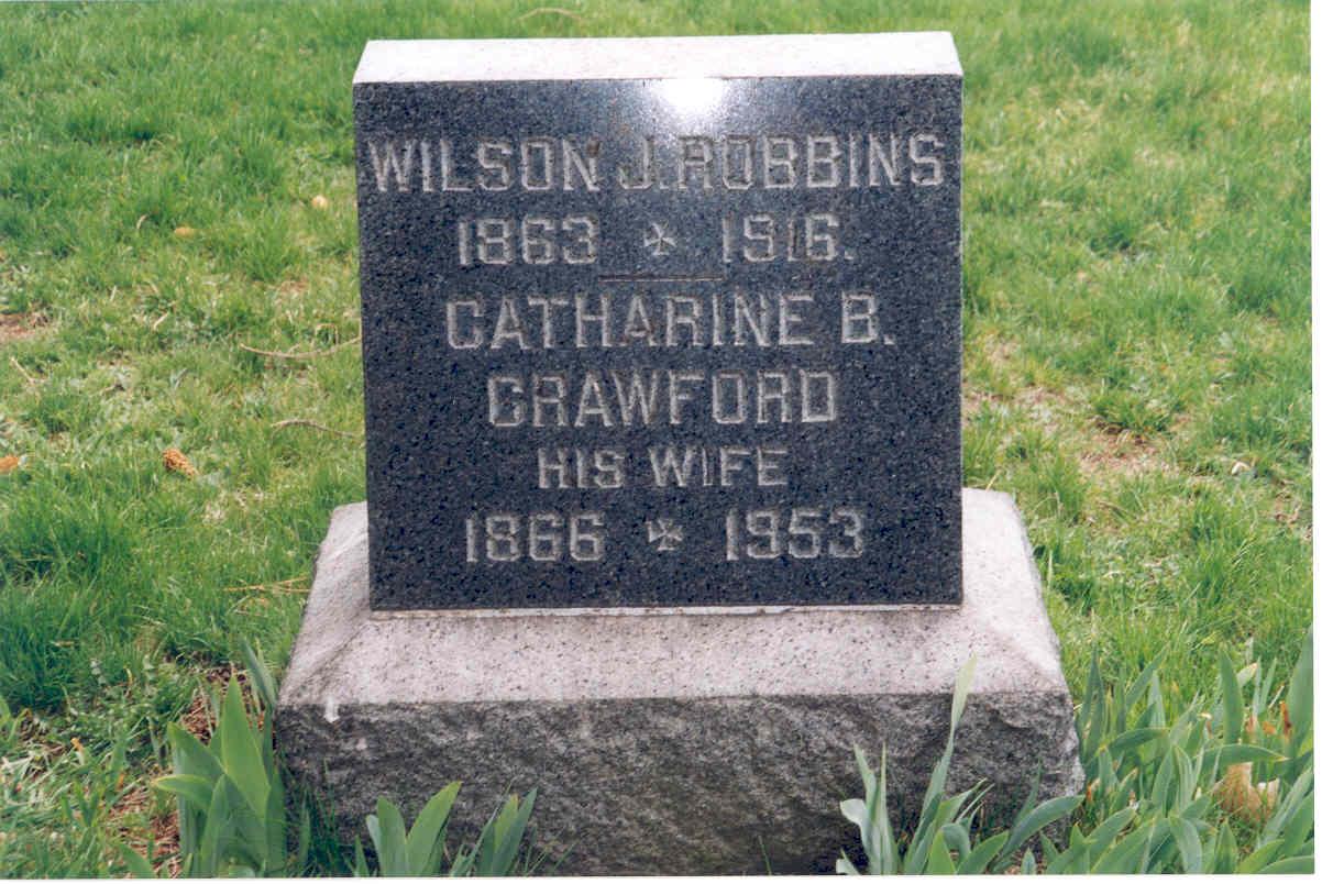 Albert B Crawford